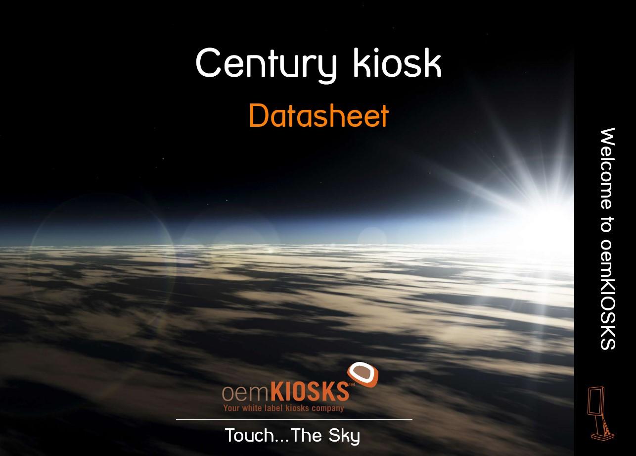 partteam_oemkiosks_century Datasheet