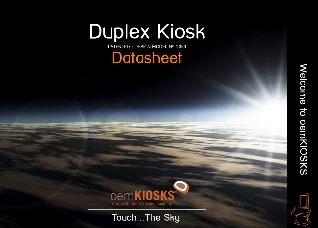 partteam_oemkiosks_duplex Datasheet