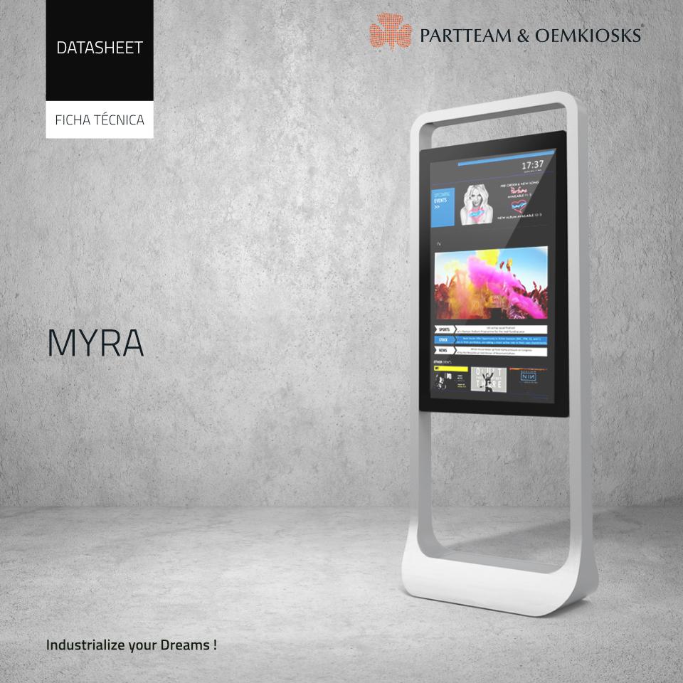partteam_oemkiosks_myra Datasheet
