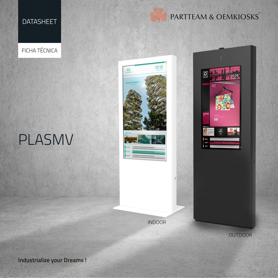partteam_oemkiosks_plasmv Datasheet