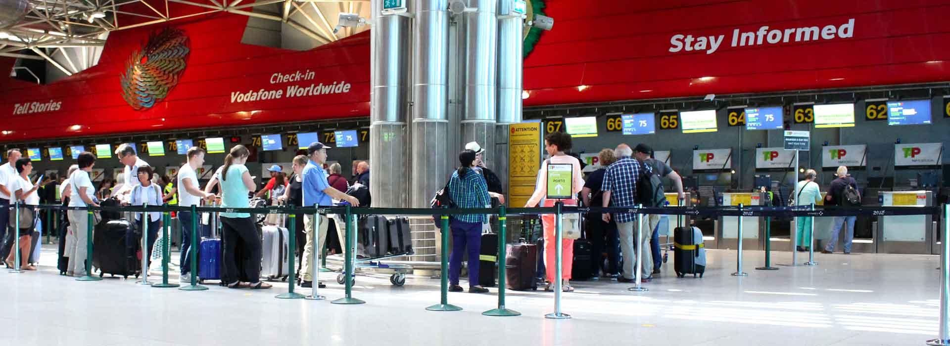 Sistema de Gestão de Filas para Aeroporto