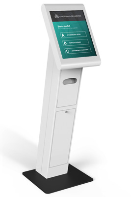 Quartz Touch 15 Model OEMKIOSKS