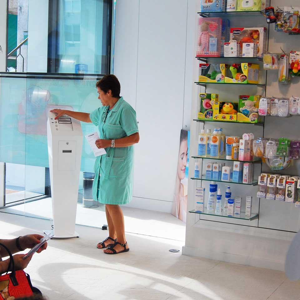 Gestão de Filas para Farmácia de Penafiel