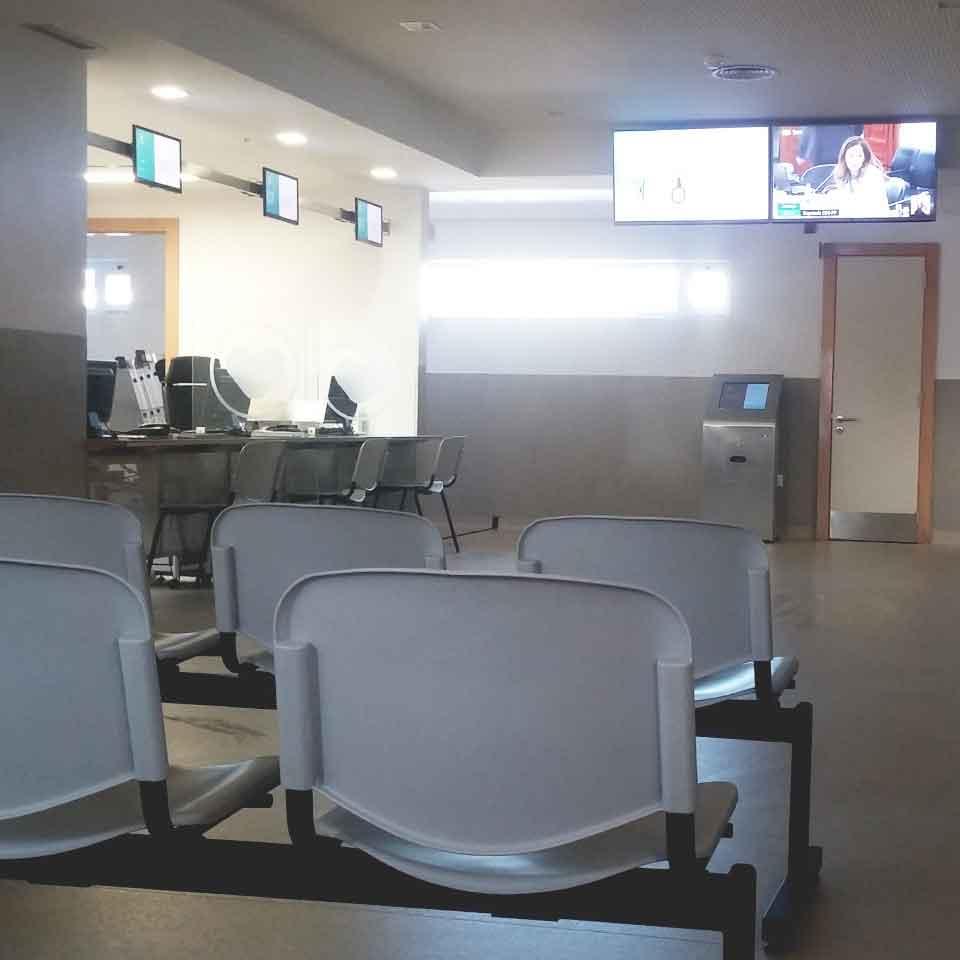 Gestão de Filas: O Atendimento garante melhorias na Área da Saúde by PARTTEAM